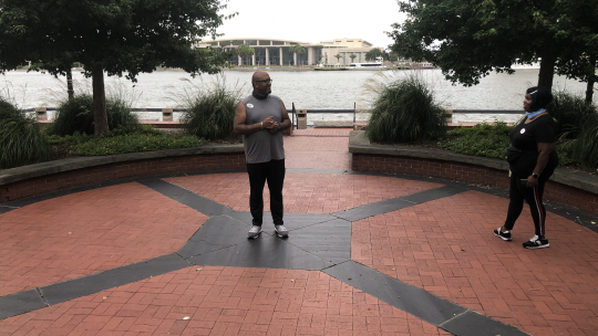 #1 Ghost Tour - Echo Square