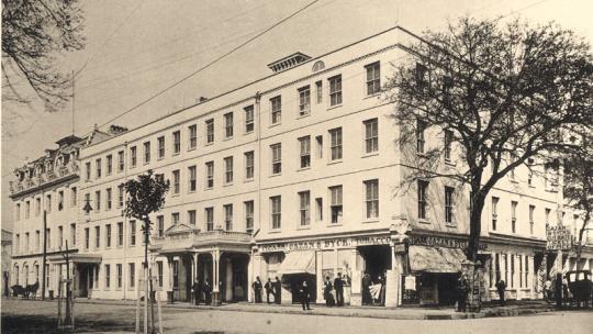 #1 Ghost Tour in Savannah, GA - Pulaski Hotel