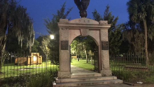 #1 Ghost Tour - Colonial Park Cemetery