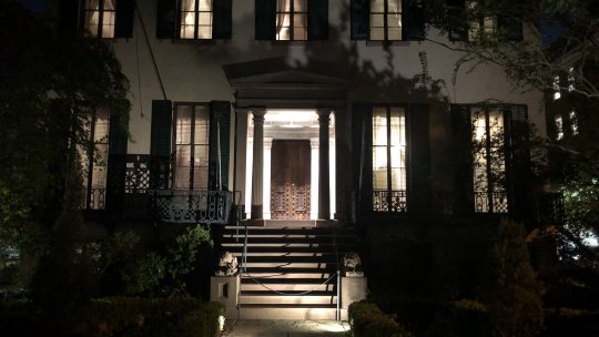 #1 Ghost Tour - Andrew Low House