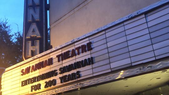 #1 Ghost Tour - Savannah Theatre
