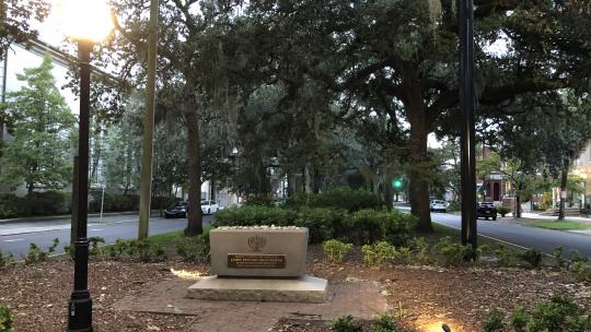 #1 Ghost Tour - Jewish Burial Plot