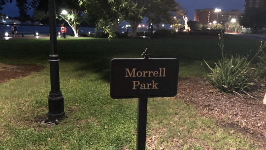 #1 Ghost Tour - Morrell Park