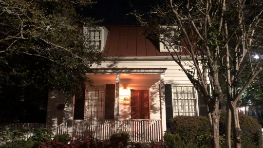 #1 Ghost Tour - Henry Willink House
