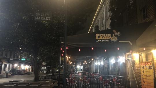 #1 Ghost Tour - City Market